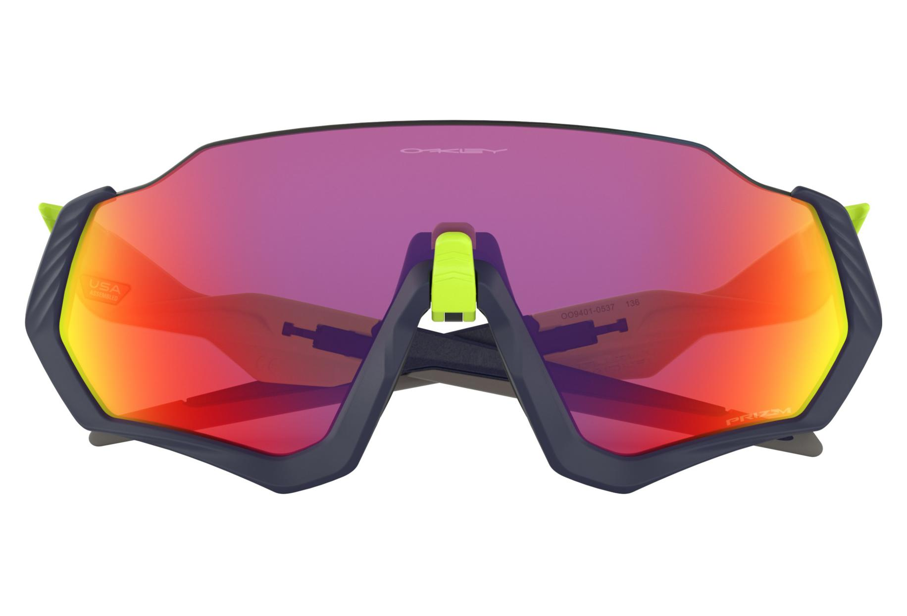 lunette oakley flight jacket